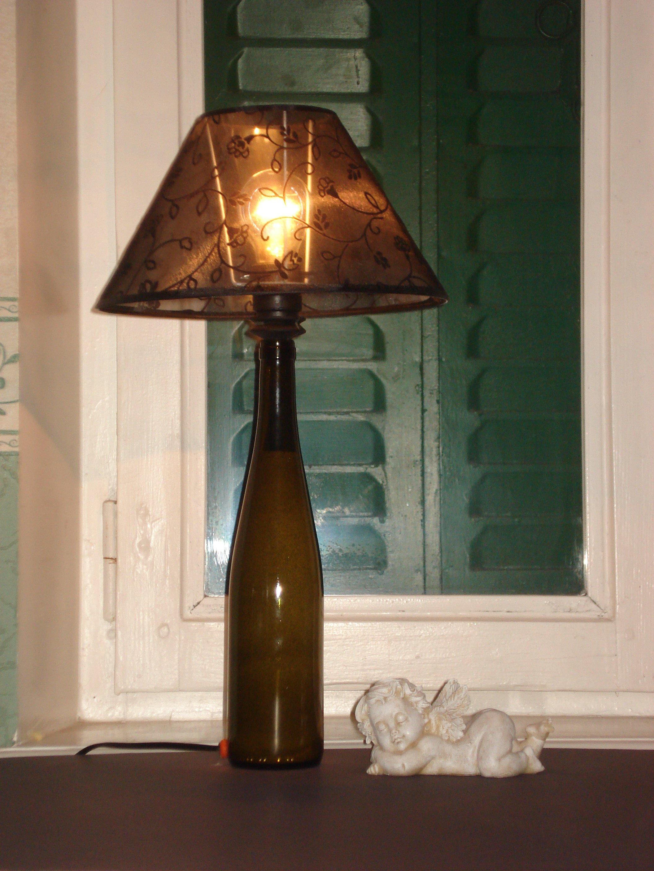comment fabriquer une lampe gallery of lampes petits pots lampes moules gateaux lampe mcano. Black Bedroom Furniture Sets. Home Design Ideas